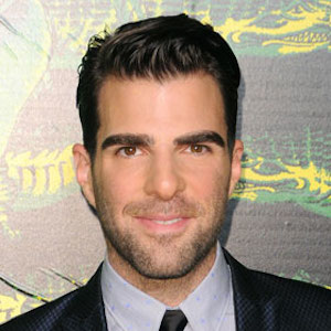 Zachary Quinto Engages In Sweet PDA With Boyfriend Miles McMillan