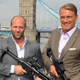 SPOILERS: 'Expendables' Take On London