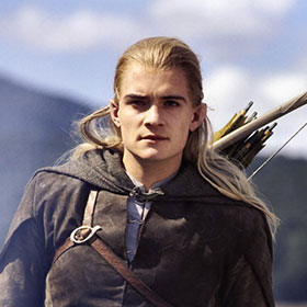 Orlando Bloom Recreates 'Taking The Hobbits To Isengard' Video