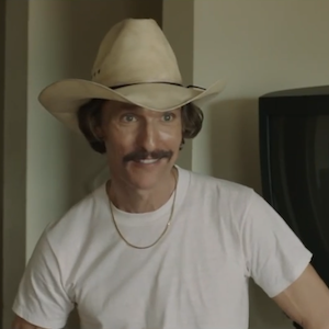 Matthew McConaughey Consulted Tom Hanks About Losing Weight For 'Dallas Buyers Club'