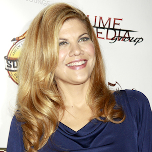 Kristen Johnston Diagnosed With Lupus
