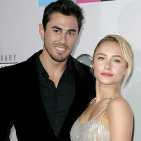 Hayden Panettiere Shines At AMAs