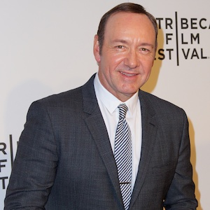 Kevin Spacey Scolds Audience Member For Ringing Phone On Clarence Darrow's Opening Night