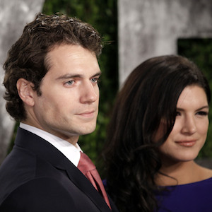 Henry Cavill And On-Off Girlfriend Gina Carano Are Back On