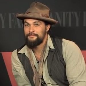 Jason Momoa Promotes New Series 'The Red Road' At Sundance