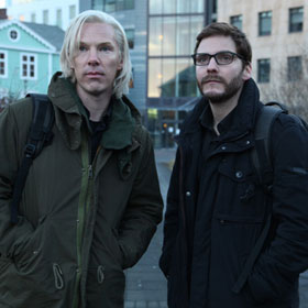Benedict Cumberbatch Goes Blond To Play Julian Assange in 'The Fifth Estate'