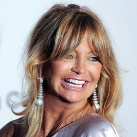 Goldie Hawn Stages Comeback With New HBO Series 'Viagra Diaries'
