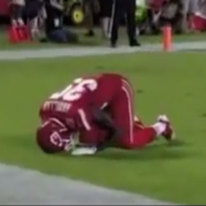 Husain Abdullah Penalized For Prayer; NFL Admits Mistake