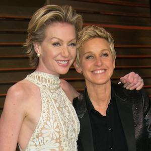 Did Portia De Rossi Record Drunken Fights With Wife Ellen DeGeneres?