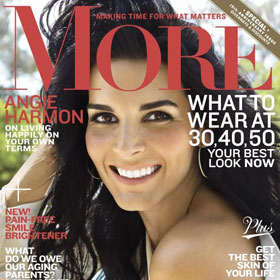 Angie Harmon Says She's A 'Liberal Republican'