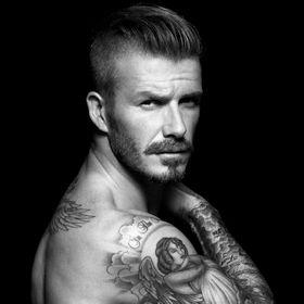 PHOTOS: David Beckham Reveals Shirtless Stills For New Holiday Ad Campaign