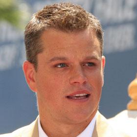 Matt Damon Admits Having Four Kids Is 'Pretty Crazy'