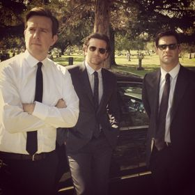 PHOTOS: 'Hangover 3' Director Todd Phillips Teases Fans With New Photos