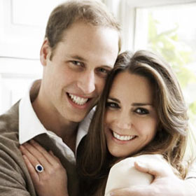 PHOTO: Royal Wedding Photo Released of Kate & William