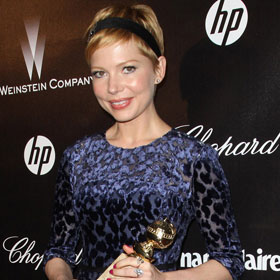 VIDEO: Michelle Williams Thanks Daughter