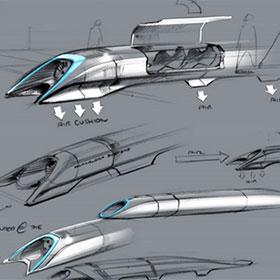 Elon Musk Developing Hyperloop – High Speed California Shuttle