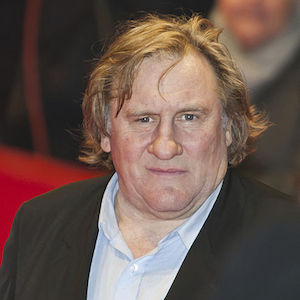 Gerard Depardieu Admits To Drinking Up To 14 Bottles Of Wine Per Day
