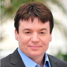 Mike Myers Welcomes First Child