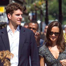 Pippa Middleton And Alex Loudon Reunite