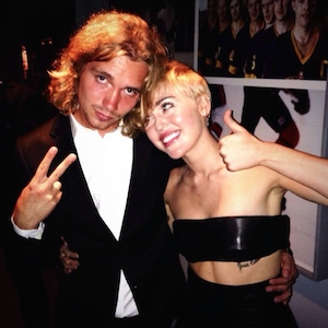 Jesse Helt, Miley Cyrus' VMA Date, Turns Himself In To Oregon Police