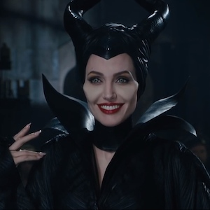 Angelina Jolie And Daughter Vivian In First 'Maleficent' Photo