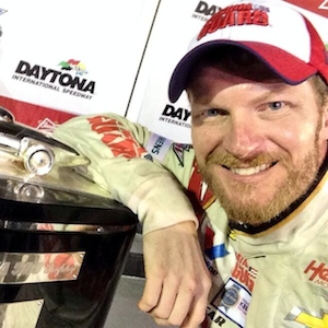 Dale Earnhardt Jr. Admits Being 'Angry' At Marcos Ambrose After The Sprint Unlimited [EXCLUSIVE VIDEO]