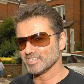 George Michael Hospitalized For Crash Injuries