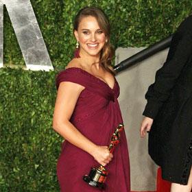 Natalie Portman Thanks Benjamin Millepied