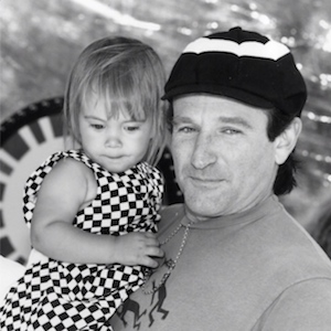 Robin Williams Celebrated His Daughter's Birthday In Final Instagram