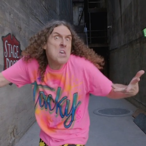 """Weird Al Yankovic Releases New Video """"Tacky"""""""