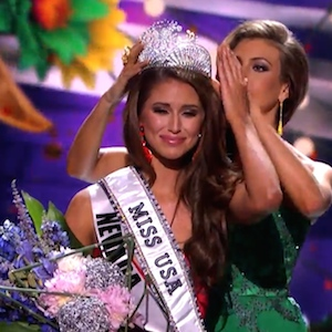 Who Is Nia Sanchez, Miss Nevada, Crowned Miss USA?