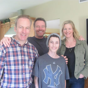 'Breaking Bad' Premiere Dedicated To Kevin Cordasco, Teen Super Fan Who Died After Long Cancer Battle