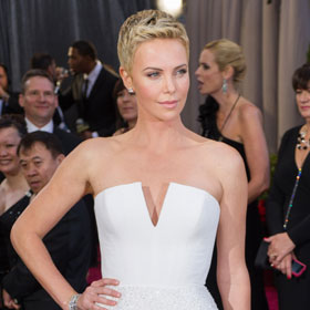 WATCH: Charlize Theron Wows With Short Hair, Dance With Channing Tatum