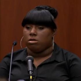 Rachel Jeantel Testifies In Trayvon Martin Trial: 'I Told Him You Better Run'