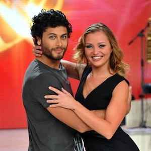 Jesus Luz, Madonna's Ex Boyfriend, And Agnese Junkure Stir Dating Rumors On Italian Celebrity Dancing Show