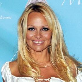 Pamela Anderson Event Bombs