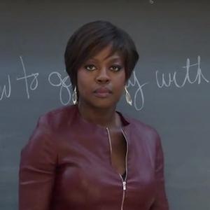 'How To Get Away With Murder' Recap: Viola Davis Stars In Shonda Rhimes' Legal Drama