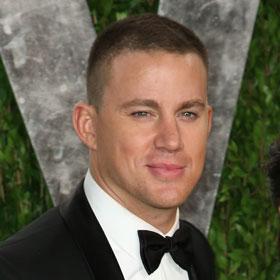 Channing Tatum Makes A Splash At Oscars, On Jimmy Kimmel