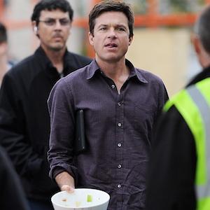 Jason Bateman On Set Of '˜Horrible Bosses 2'™