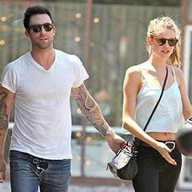 Adam Levine Engaged To Model Behati Prinsloo