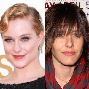 Evan Rachel Wood Reportedly Dating 'The L Word' Actress Katherine Moennig