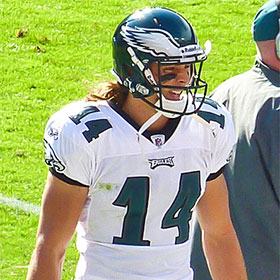 Riley Cooper, Eagles Wide Receiver, Apologizes For Using N-Word