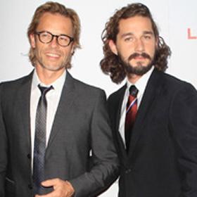 SLIDESHOW: Guy Pearce And Shia LaBeouf Shine At 'Lawless' Premiere