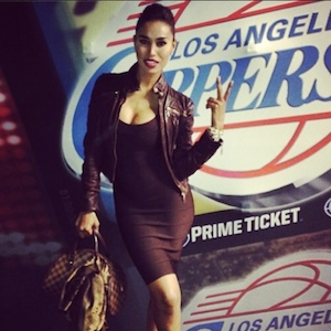 Who Is V. Stiviano, Donald Sterling's Girlfriend?
