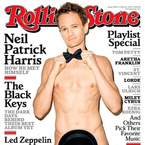 Neil Patrick Harris Covers 'Rolling Stone' In The Nude