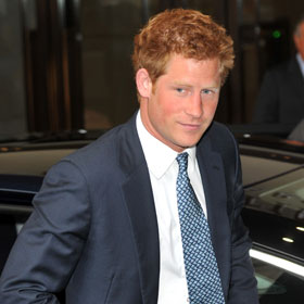 VIDEO: Prince Harry Dances Up A Storm