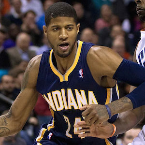 Paul George Fractures Leg, Recovering From Surgery