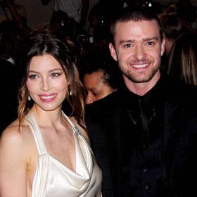 ENGAGED: Jessica Biel And Justin Timberlake