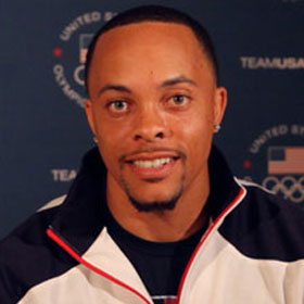 EXCLUSIVE: Olympic Sprinter Wallace Spearmon Was 'Heartbroken' Over 2008 Disqualification
