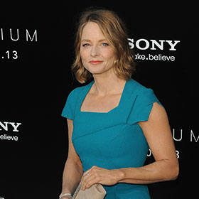 'Elysium' World Premiere: Matt Damon, Jodie Foster Arrive In Style [Slideshow]